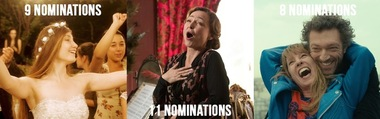 César 2016 : les nominations