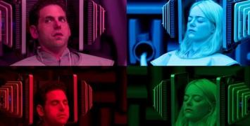 Un teaser glaçant pour Maniac, la série avec Jonah Hill, Emma Stone et Justin Theroux