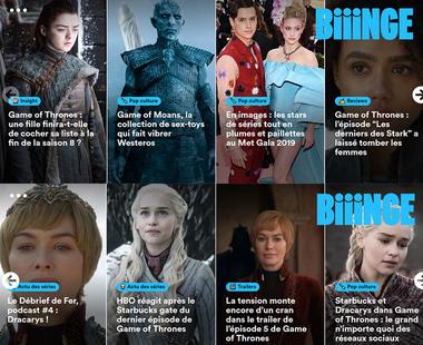 """Et si on arrêtait l'escalade du papier le plus con sur """"Game of Thrones"""" et """"Avengers"""" ?"""