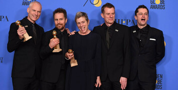 BAFTA 2018 : 3 Billboards rafle (encore) la mise
