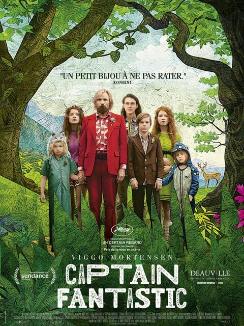 film : Captain Fantastic