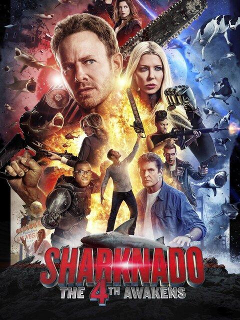 Sharknado 4 : The 4th Awakens