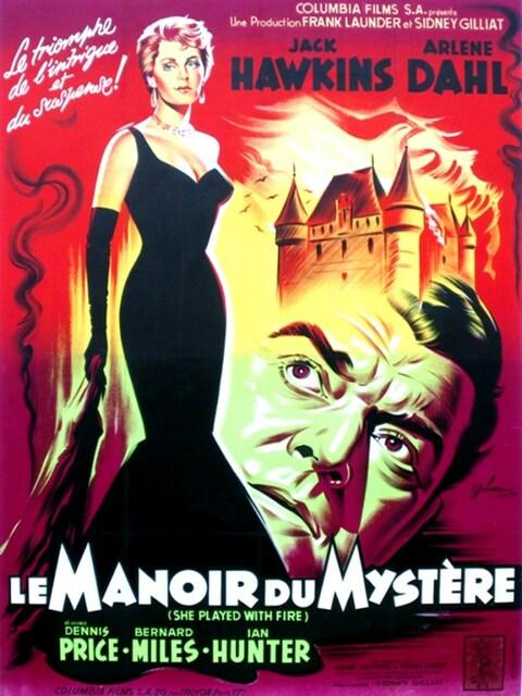 Le Manoir du mystère