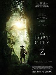 Lost City of Z - La Cité Perdue de Z