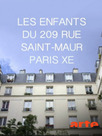 Les enfants du 209, rue Saint-Maur, Paris Xe