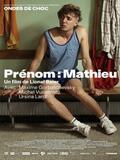 Prénom : Mathieu