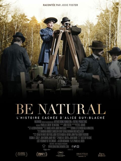 Be Natural, L'histoire inédite d'Alice Guy-Blaché