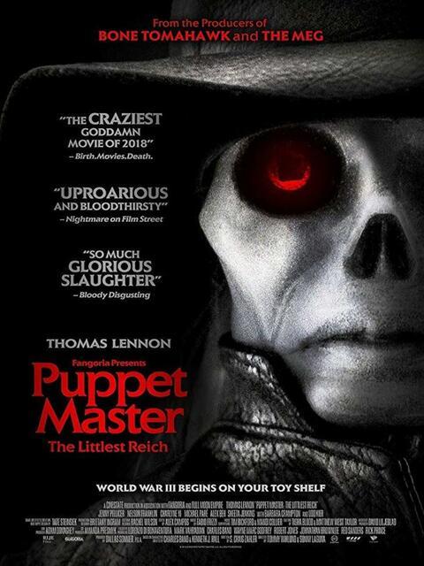 Puppet Master : the littlest Reich