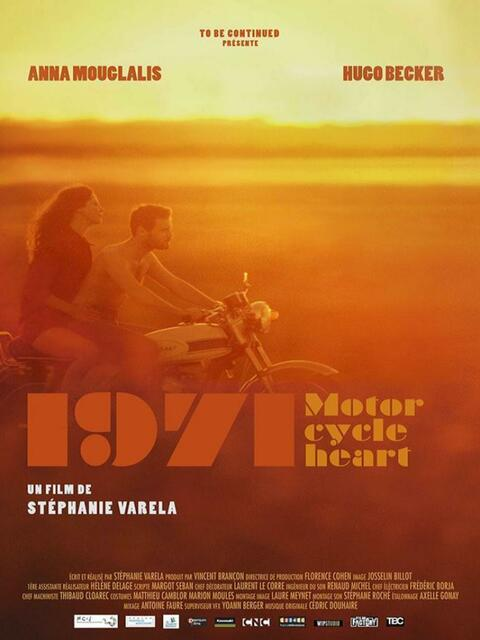 1971, Motorcycle Heart