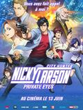 Nicky Larson Shinjuku private eyes