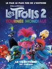 Les Trolls 2 : tournée mondiale