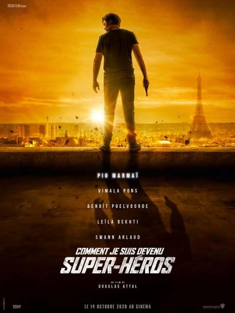 How I Became a Super Hero