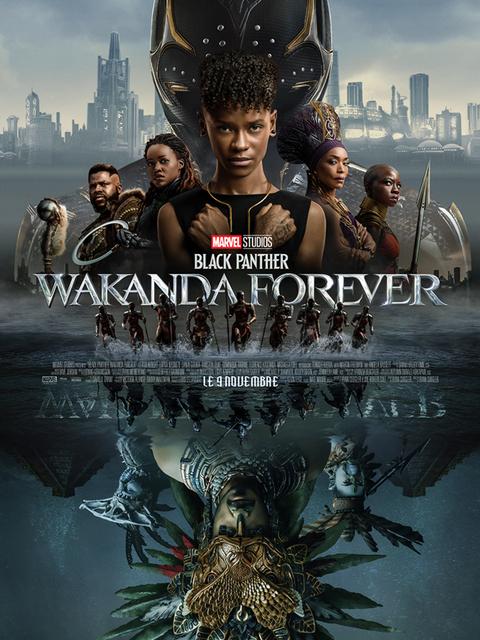 Black Panther : Wakanda Forever