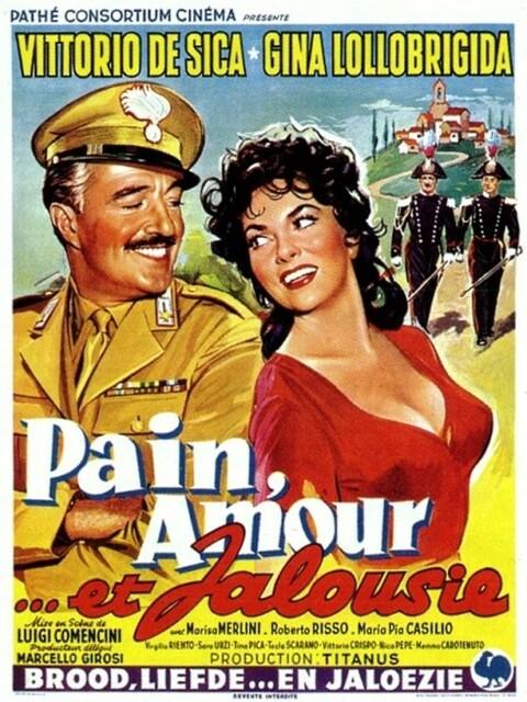 Pain, Amour et Jalousie