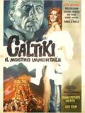 Caltiki, le monstre immortel