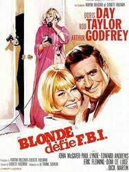 La Blonde défie le F.B.I.