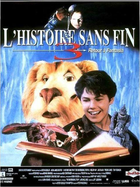 L'Histoire sans fin 3, retour à Fantasia