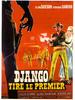 Django tire le premier