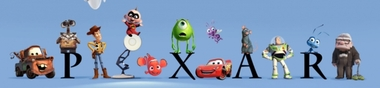 Mon Top Films d'animations Pixar