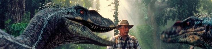 [Saga] Jurassic Park