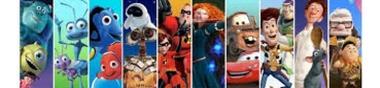 Mes Disney / Pixar préférés.