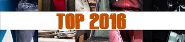 TOP 10 de 2016