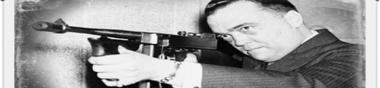 J. Edgar Hoover, scénariste
